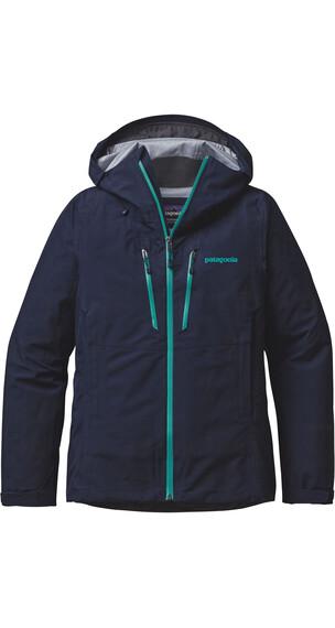 Patagonia W's Triolet Jacket Navy Blue